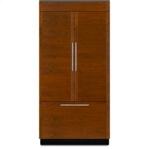 Jenn-Air36-Inch Built-In French Door Refrigerator