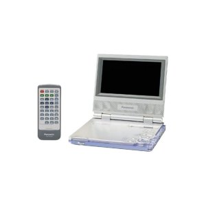 PanasonicPalmTheater ® Portable DVD-Video/Video CD/CD Player