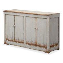 Wall Cabinet W/Four Doors