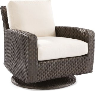 Lounge Chair Swivel Glider
