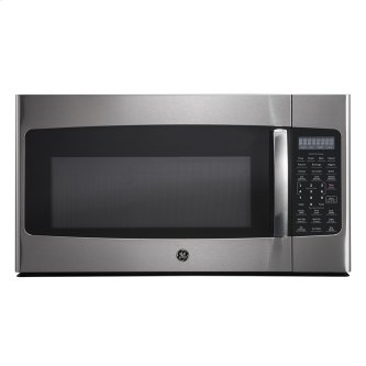 GE 1.6 Cu. Ft. Over-the-Range Microwave Oven Stainless Steel - JVM2185SMSS