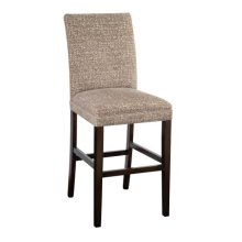 Sharon Bar Stool with Buttons