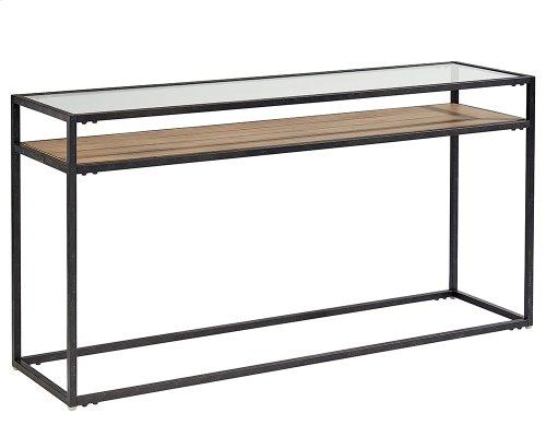 Showcase Console Table