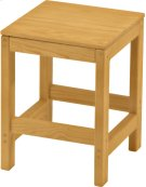 Kitchen Stool, Wood Product Image