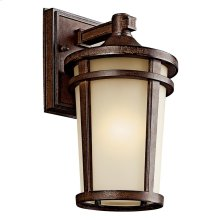 Atwood Collection 1 Light Atwood Fluorescent Outdoor Wall Lantern -