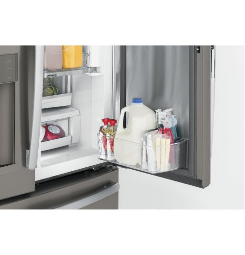 GE® 27.8 Cu. Ft. French-Door Refrigerator with Door In Door