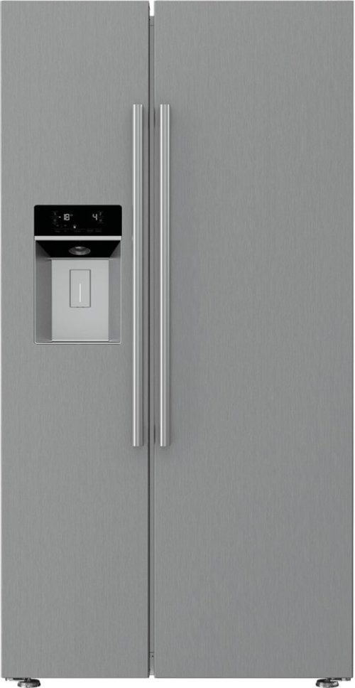 """36"""" French Door counter depth SBS with ice + water dispenser stainless"""