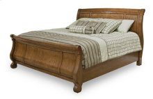 Sleigh Bed 5/0