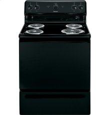 """Hotpoint® 30"""" Free-Standing Electric Range"""