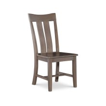 Ava Chair in Taupe Gray