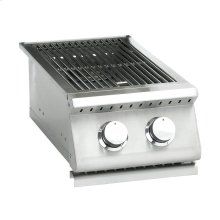 Sizzler Double Side Burner