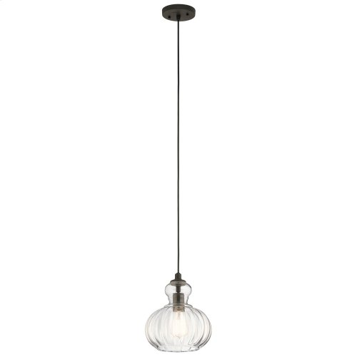 Riviera Collection Riviera 1 Light Mini Pendant OZ