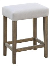 Classic 24in Saddle Stool Product Image