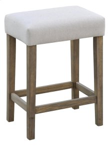 "HOT BUY CLEARANCE!!! Classic 24"" Saddle Stool"