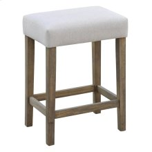 Classic 24in Saddle Stool
