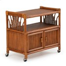 Rattan Cart or TV Stand 446 Product Image
