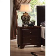 Conner Casual Two-drawer Nightstand Product Image