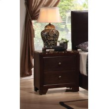Conner Casual Two-drawer Nightstand