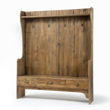 Concord Bench-bleached Pine