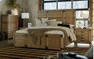 Metalworks Panel Bed, Queen 5/0 Product Image