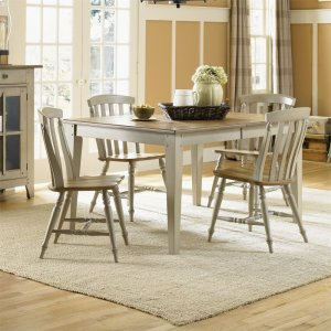 Liberty Furniture Industries5 Piece Rectangular Table Set