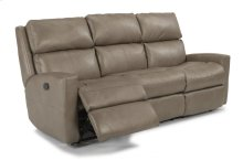 Catalina Leather Reclining Sofa