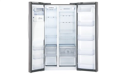 22 cu. ft. Side-by-Side Counter-Depth Refrigerator