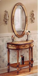 Demilune Console Table Product Image