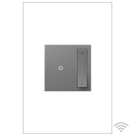 sofTap Wi-Fi Ready Master Dimmer, Incandescent / Halogen, Magnesium