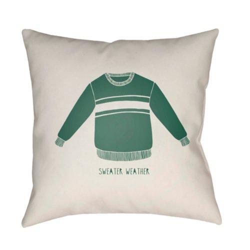 """Sweater Weather SWR-003 18"""" x 18"""""""