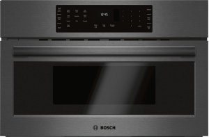 """800 Series 30"""" Speed Oven, HMC80242UC, Black Stainless Steel Product Image"""