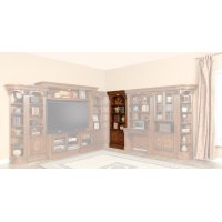 Huntington 32 in. Open Top Bookcase Product Image