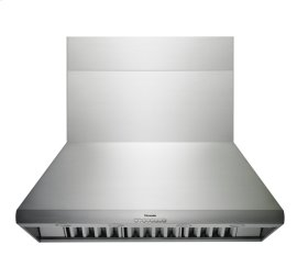 48-Inch Professional Chimney Wall Hood with 24-Inch Depth HPCN48NS