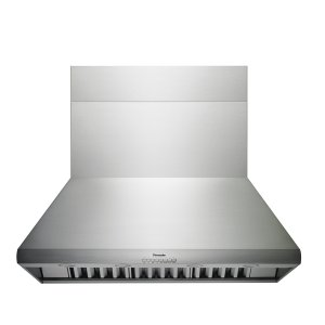 ThermadorHPCB48NS 48 inch Professional Series 24 inch Depth Chimney Wall Hood /w Blower