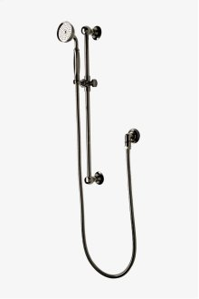 Julia Handshower On Bar with Metal Handle STYLE: JUHS01