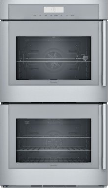30-Inch Masterpiece® Double Wall Oven with Left Side Opening Door