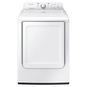 DV3000 7.2 cu. ft. Electric Dryer with Moisture Sensor (White)