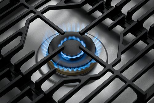 """Heritage 30"""" Professional Gas Cooktop, Natural Gas"""