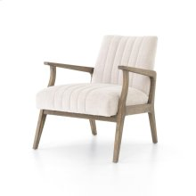 Burton Chair-natural White