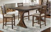 GATHER HEIGHT TRESTLE TABLE