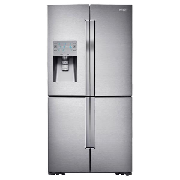 Samsung Four Door Refrigerator Rf32fmqdbsr
