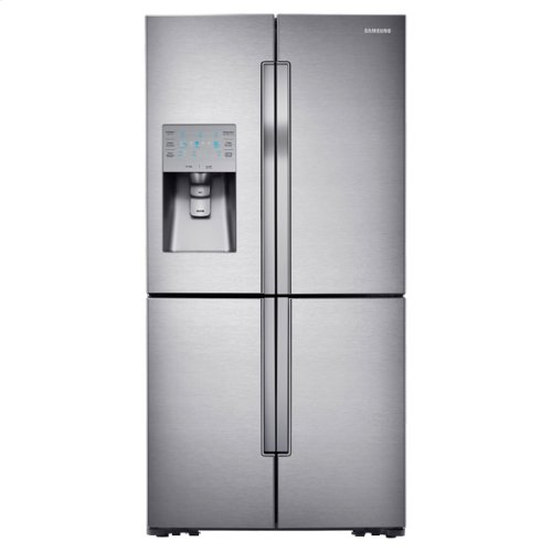 "36"" Wide, 30 cu. ft. Capacity 4-Door Flex French Door Refrigerator with FlexZone"
