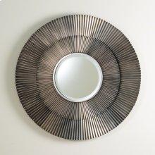 Crimp Mirror-Antique Nickel