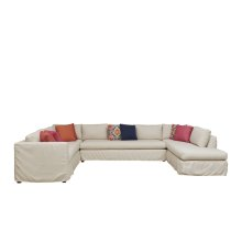 Marshall Slipcover Sectional