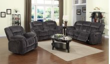 SU-LN550 Collection 3 Piece Reclining Living Room Set