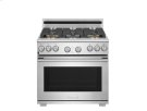 Electrolux ICON® 36'' Full-Natural Gas Freestanding Range Product Image