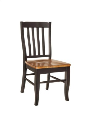 Quinton Slat Back Side Chair