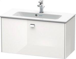 Vanity Unit Wall-mounted Compact
