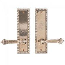 "Corbel Rectangular Passage Set - 2 1/2"" x 9"" Silicon Bronze Brushed"