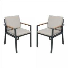 Nofi Outdoor Patio Dining Chair